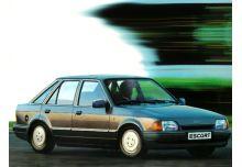 Ford Escort Berline 1989