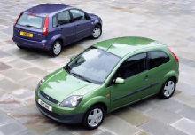 Ford Fiesta Berline 2005
