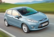 Ford Fiesta Berline 2011