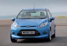 Ford Fiesta Berline 2008