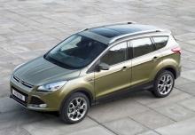 Ford Kuga 4x4 - SUV 2012
