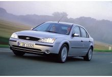 Ford Mondeo Berline 2002
