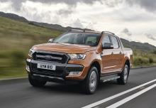 Ford Ranger Pick-up utilitaire 2016