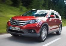 Honda CR-V 4x4 - SUV 2012