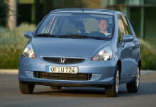 Honda Jazz Berline 2008