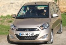 Hyundai i10 Berline 2010