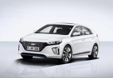 Hyundai Ioniq Berline 2016