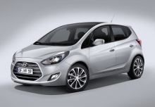 Hyundai iX20 Monospace 2015