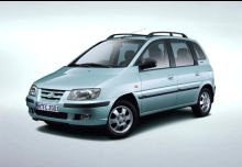 Hyundai Matrix Monospace 2001