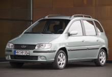 Hyundai Matrix Véhicule de société 2007