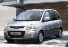 Hyundai Matrix  2009