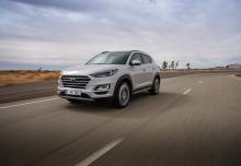 Hyundai Tucson 4x4 - SUV 2018