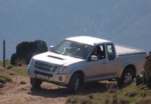 Isuzu D-Max Pick-up utilitaire 2007