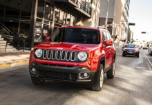 Jeep Renegade 4x4 - SUV 2015