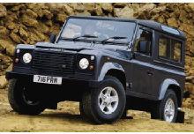 Land-Rover Defender 4x4 - SUV 2002