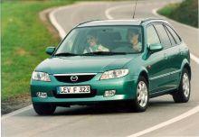 Mazda 323 Berline 2002