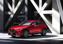 Mazda Cx-3 4x4 - SUV 2015