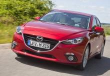 Mazda Mazda3 Berline 2013