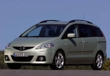 Mazda Mazda5 Monospace 2009
