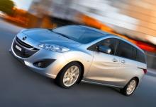 Mazda Mazda5 Monospace 2010