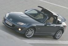 Mazda MX-5 Cabriolet 2012