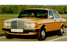 Mercedes 250 Berline 1984