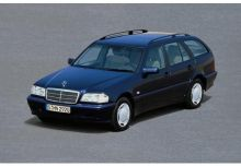Mercedes Classe C  2001