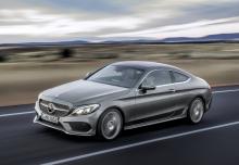 Mercedes Classe C Coupé 2018