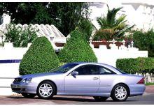 Mercedes Classe CL Coupé 1999
