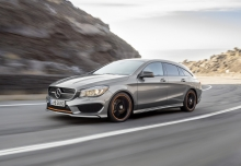 Mercedes Classe CLA Break 2015