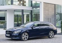 Mercedes Classe CLA Break 2016