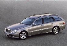 Mercedes Classe E Break 2005