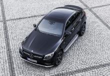 Mercedes Classe GLC 4x4 - SUV 2016