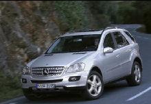Mercedes Classe M 4x4 - SUV 2009