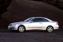 Mercedes CLK Coupé 2002
