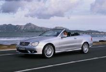 Mercedes CLK Cabriolet 2002