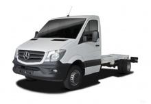 Fiche Technique Utilitaire Mercedes Sprinter Chassis Dble Cab 511 Cdi 37 4x2 3 5t 2016 6 Cv 30181731