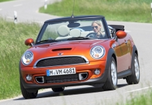Mini Cooper D Cabriolet 2010