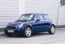 Mini Cooper Berline 2001