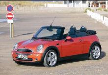 Mini Cooper Cabriolet 2004