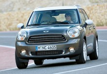Mini Countryman 4x4 - SUV 2011