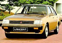 Mitsubishi Lancer Berline 1983