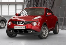 Nissan Juke 4x4 - SUV 2013