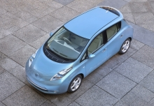 Nissan Leaf Berline 2015