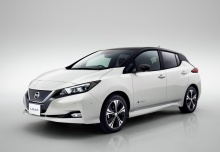 Nissan Leaf Berline 2017