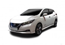 Nissan Leaf Berline 2019