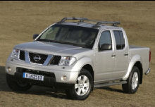 Nissan Navara Pick-up 2007