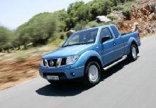 Nissan Navara Pick-up 2007