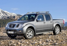 Nissan Navara Pick-up 2010