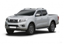 Nissan Navara Pick-up 2016